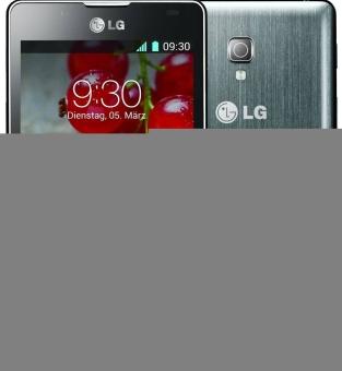 LG Optimus L4 II E440 - Hitam
