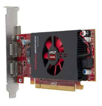 AMD Firepro W2100 2GB Graphic Card
