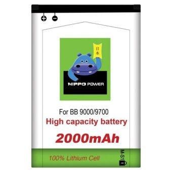 Hippo Battery - Blackberry Onyx - 2000 mAh - Putih terpercaya