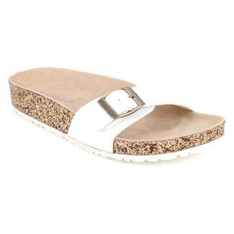Zada Alika Slip On Sandal - Putih