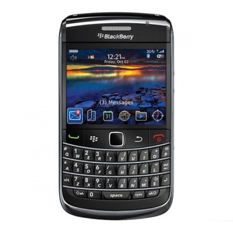 Refurbished Blackberry Onyx 9700 Hitam