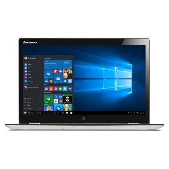 Lenovo Yoga 3-9EID - Intel Core i7-5500 - 4GB RAM - Tochscreen - Windows 8.1 - Putih