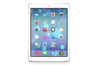 Apple iPad Mini 3 Cellular & Wifi - 16GB - Silver White