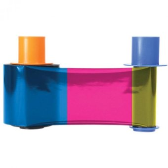 harga Fargo Color Ribbon YMCKO - 500 Images for Fargo DTC4500 and DTC4500e Printers Lazada.co.id