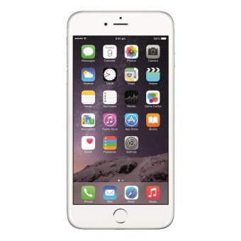 Apple iPhone 6 Plus - 128GB - Silver