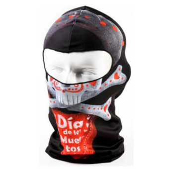 Full Face Mask Quick-Dry Balaclava Outdoor Motorcycle Cycling Ski Protecting New BB-25 - INTL