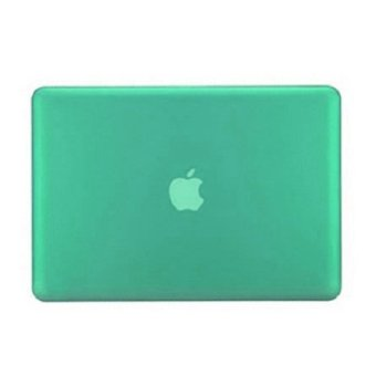 Universal Matte Case for Macbook Retina 13.3 Inch - Green