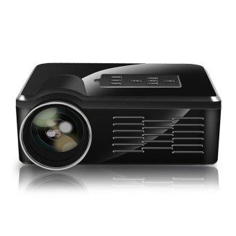 BL-35 Mini Portable HD LED LCD Projector 1080P Home Cinema Theater VGA USB AV HDMI SD - Intl