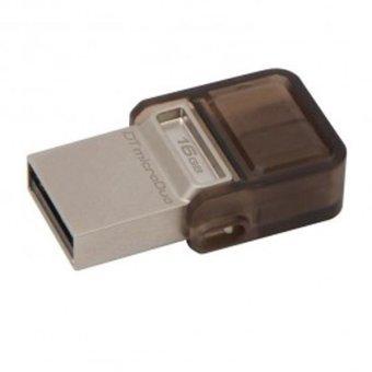 Kingston Data Traveler MicroDuo USB 2.0 Micro USB OTG - 16GB – Bronze