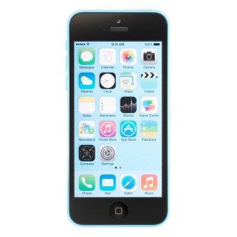 Refurbished Apple iPhone 5C - 16GB - Biru - Grade A