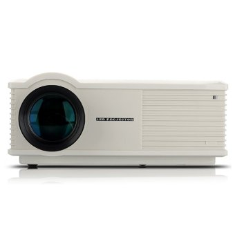PH580 TFT LCD Projector (White) (Intl)