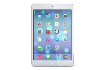 Apple iPad Mini 3 Wifi only - 16GB - Silver White