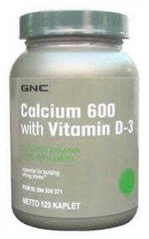 harga GNC Calcium 600 with D-3 - 120 kaplet Lazada.co.id