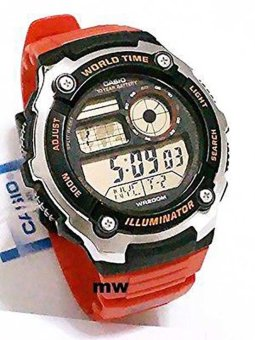 harga Casio Ae-2100W-4A Original Lazada.co.id