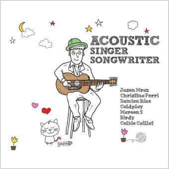 Warner Music Indonesia Various Artist Acoustic Singer Songwriter