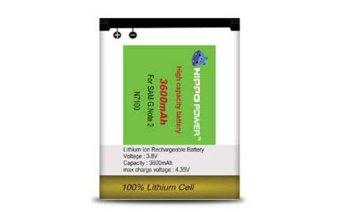 HIPPO Battery Samsung Note2 / Note3 terpercaya