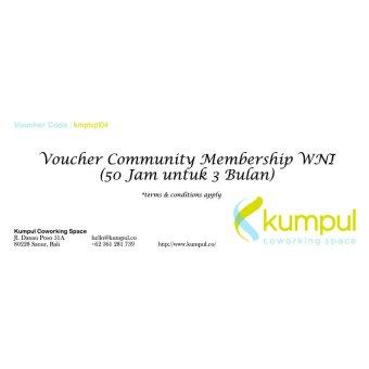 Kumpul Voucher Community Membership