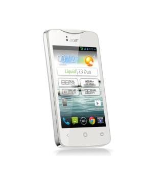 Acer Z 130 Liquid Z3 Resmi - Putih