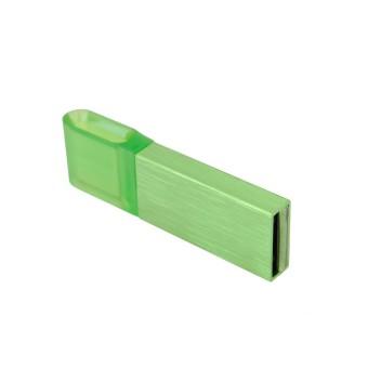 Audew 512MB Waterproof USB 2.0 Memory Storage Stick Flash Drive Green(INTL)