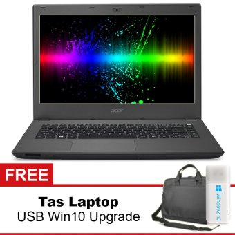 Acer 15.6 Gaming Laptop Core i7-4Gb-1Tb-NVIDIA-win8 + Gratis Tas Laptop + USB Self Upgrade Windows 10