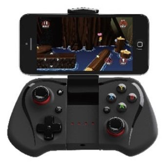 Ipega Bluetooth Game Controller for Smartphone and Tablet - PG-9033 - Hitam
