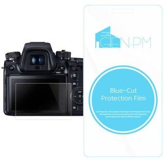 harga Genpm Blue Cut Protector Film For Leica M9-P Camera 2 Pieces Lazada.co.id