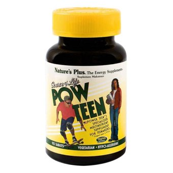 Nature's Plus Power Teen - 90 Tablet