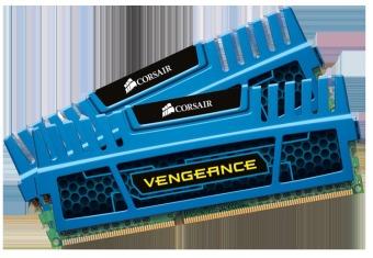 harga Corsair Vengeance - 4GB Dual Channel DDR3 Memory Kit CMZ4GX3M2A1600C9B Lazada.co.id