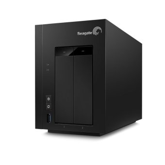 Seagate NAS 2-Bay 10TB Network Attached Storage Drive