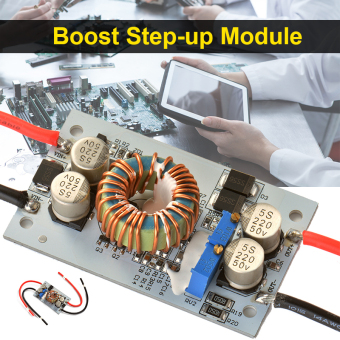 DC-DC Step-up Converter 250W 10A Constant Current Power Supply Module TE636 - intl