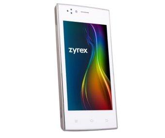 Zyrex Onephone ZA977 Pro - 512MB - Putih