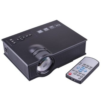 Unic UC40+ Pro Portable Projector 1080P 800 Lumens with HDMI & VGA (Intl)