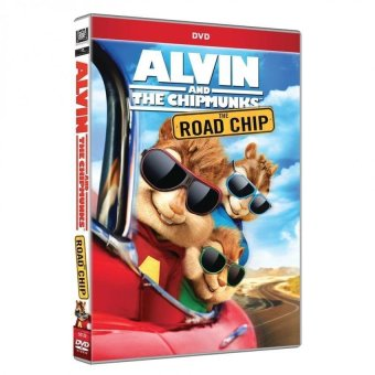 Alvin and The Chipmunks: The Road Chip (DVD) (Intl)