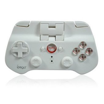 Ipega Mobile Wireless Gaming Controller Bluetooth 3.0 for Apple and Tablet PC - PG-9017s - Putih