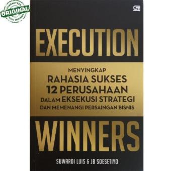 Suwardi Luis & JB Soesetiyo - Execution Winners