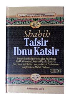 Ibnu Katsir - ShahihTafsir Ibnu Katsir-1set 9 jilid