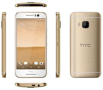 HTC One S9 - 16GB - Gold