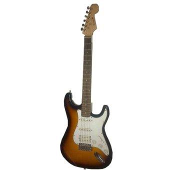 SS Series Stinger Guitar Sunburst