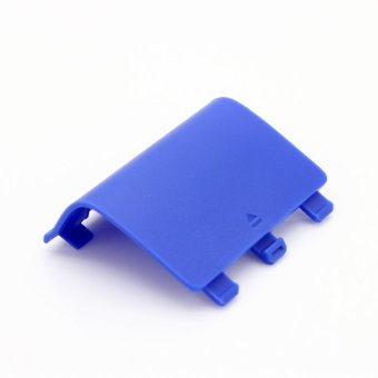 Elenxs Light Weight Door Guard Cabinet Battery Back Cover Lid for XBox One (Blue)