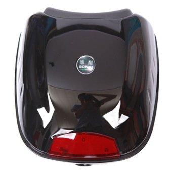 Motorcycle Luggage Box (Black) (Intl)