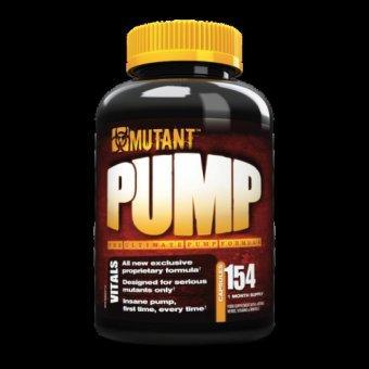 Mutant Pump - 154 Caps