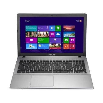 Asus X550ZE-XX111D - RAM 4 GB - AMD QuadCore FX 7500P - R7 M230-2GB - Abu-abu