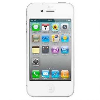 Apple Iphone 4 - 8GB - Putih