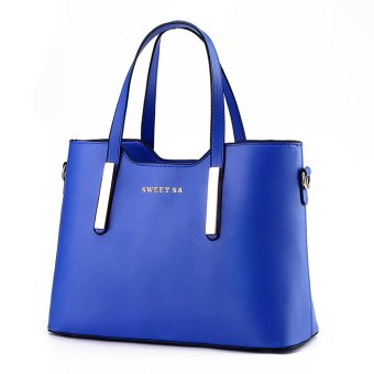 Luxury Fashion Handbag/Work Bag/Shopping Bag/SW(Blue) - Intl