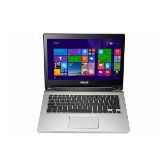 """Jual Asus Vivobook Flip TP201SA-FV0027D - 11.6"""" HD Touch - Intel QC N3710 - 500GB - DOS - Silver Harga Termurah Rp 5099000. Beli Sekarang dan Dapatkan Diskonnya."""