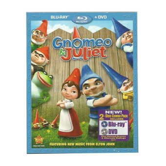 Disney / Buena Vista Gnomeo & Juliet Blu-ray