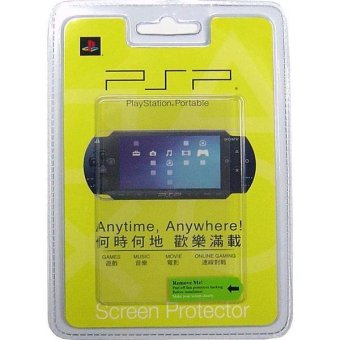 Sony Computer Entertainment Psp Screen Protector