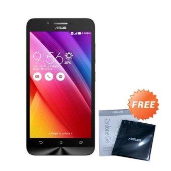 Asus Zenfone Go ZC500TG - 16GB - Hitam - Free Battery