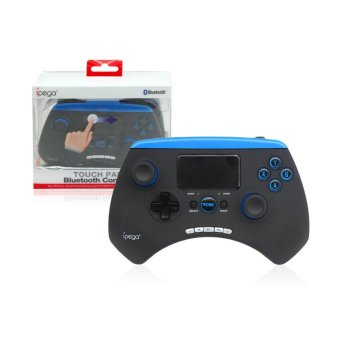 iPega PG-9028 Wireless Bluetooth Game Controller Gamepad for Smartphone iOS Android Black And Blue (Intl)