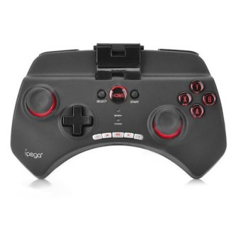 IPEGA PG-9025 Multimedia Bluetooth Controller - Black (Intl)